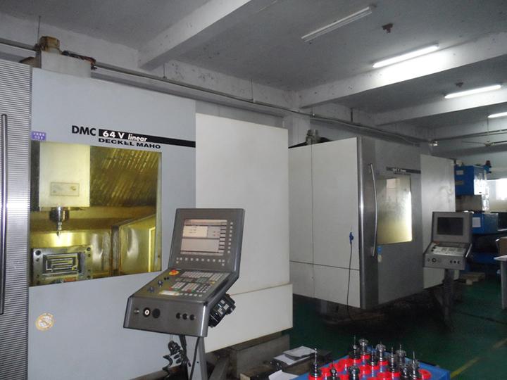 3 台德guo Siemens 加工zhong心